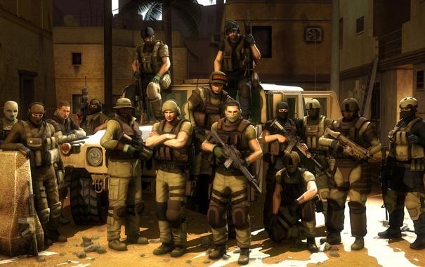 Фото обои guns of the patriots, Metal Gear Online, Metal Gear Solid 4: Guns of the Patriots, ...