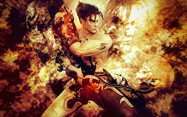 Tekken 6 hd wallpaper download