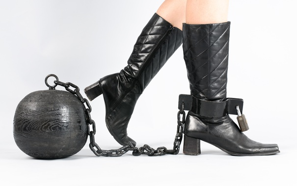 Фото обои fashion, chain, lock, obsession, steel ball