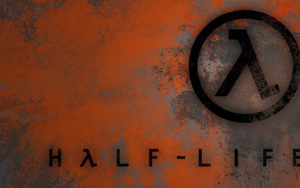 Фото обои ржавчина, game, Half-Life, Valve, FPS, Lambda, Халф-Лайф