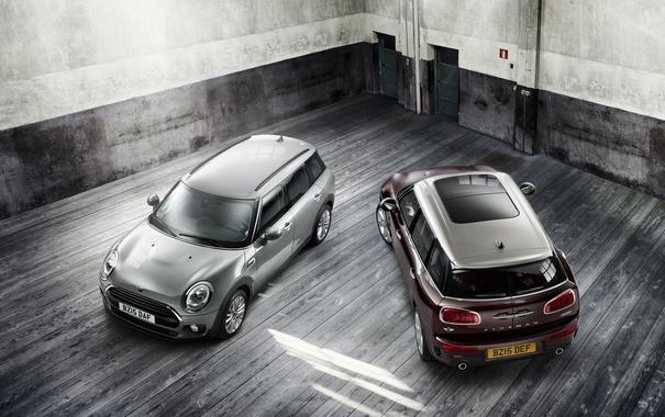 Фото обои 2015, купер, MINI, Clubman, F54, мини, Cooper S