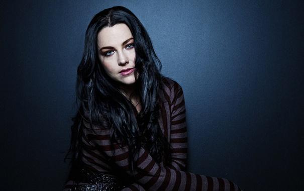 Фото обои музыка, красивая девушка, Amy Lee, Evanescence