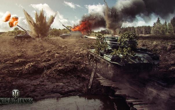 Фото обои tank, танк, танки, World of Tanks, Wargaming.Net, Германия, tanks