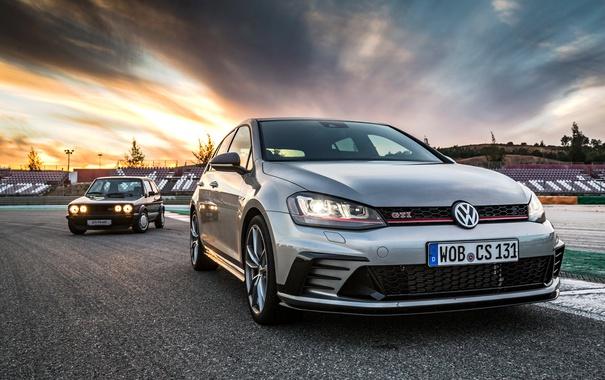 Фото обои Volkswagen, гольф, Golf, фольксваген