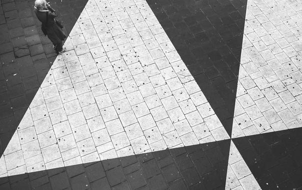 Фото обои человек, тротуар, курит, by Robin de Blanche, Deadly Habits