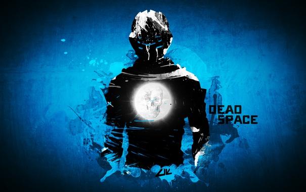 Фото обои Dead Space, Айзек Кларк, Isaac Clarke