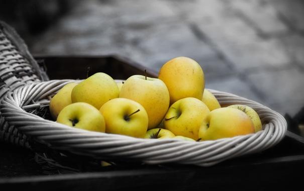 Фото обои яблоки, еда, фрукты