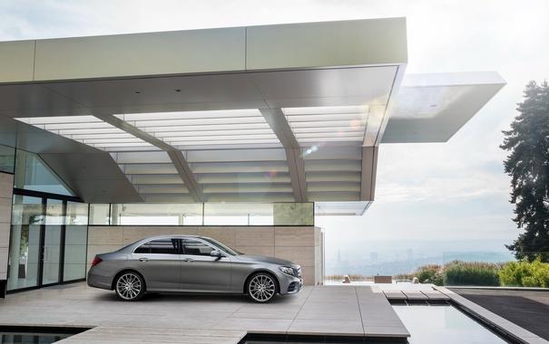 Фото обои Mercedes-Benz, E-Class, мерседес, AMG, W213