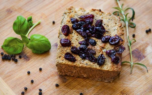 Фото обои хлеб, еда, изюм