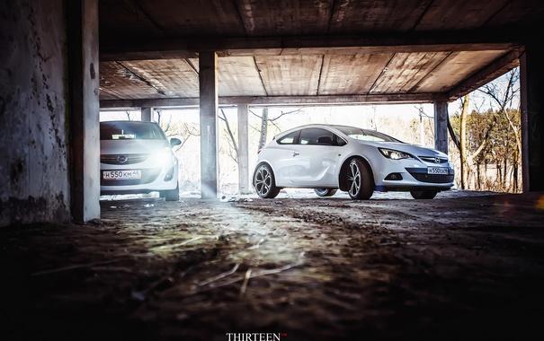 Фото обои машина, авто, фотограф, Opel, auto, photography, photographer
