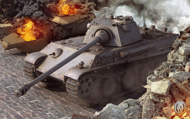 Фото обои tank, Panther, танк, танки, World of Tanks, Wargaming.Net, tanks