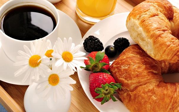 Фото обои food, breakfast, caffe