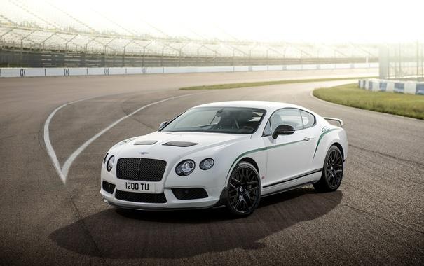 Фото обои Bentley, Continental, GT3 R, 2015