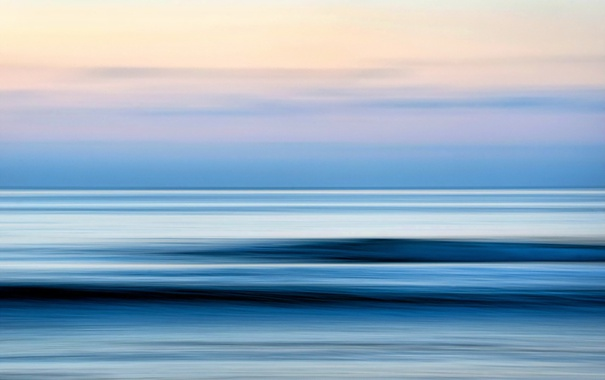 Фото обои море, небо, цвет