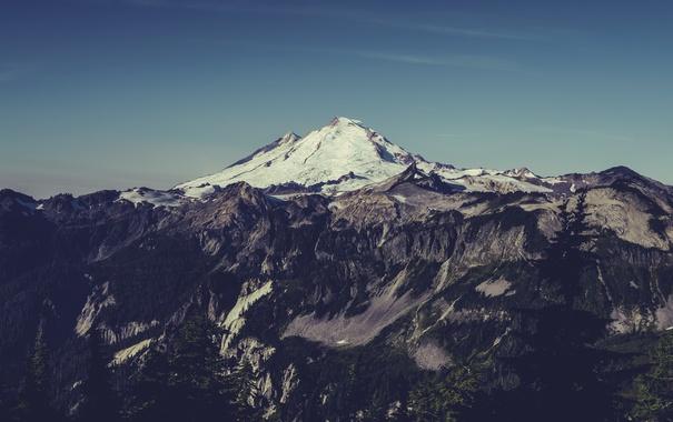 Фото обои Вашингтон, Соединенные Штаты, гора Бейкер-Сноквалми Национальный заповедник