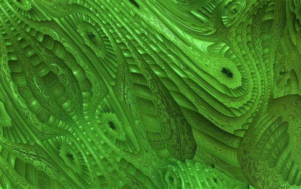 Фото обои абстракция, узор, фрактал, Текстура