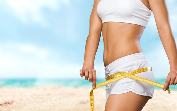 Фото обои exercise, body, abs, fit, diet, measurements