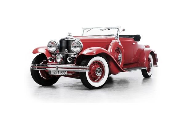 Фото обои кабриолет, 1931, Convertible, Stutz, стутц, Model MA