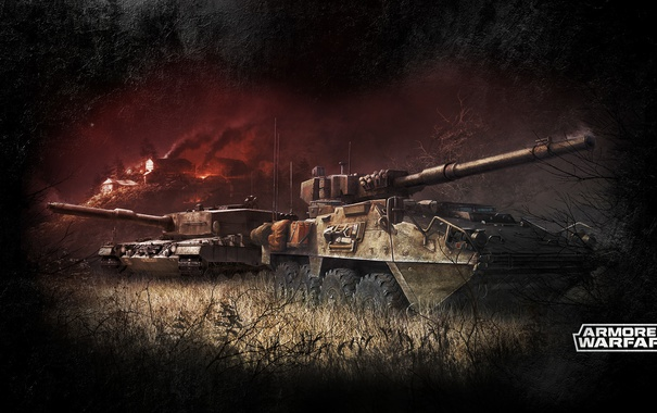 Фото обои танк, колёса, tanks, CryEngine, mail.ru, Armored Warfare, Obsidian Entertainment
