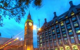 Обои city, город, Лондон, разное, London, Big Ben