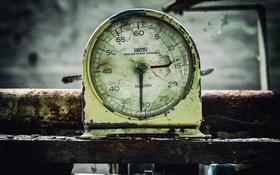 Обои фон, макро, часы