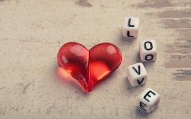 Картинка sweet, сердце, love, heart, любовь, romantic