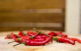 Картинка еда, перец, Hot Chillies