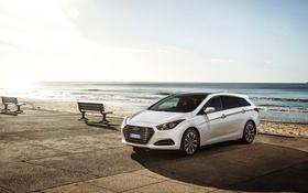 Картинка Hyundai, 2011, универсал, Tourer, AU-spec, хундай, i40