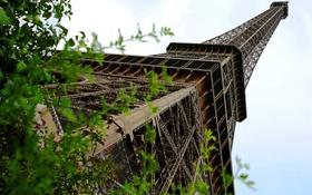 Обои Париж, Эйфелева башня, Франция