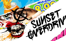 Картинка Xbox One, Sunset Overdrive, Insomniac Games
