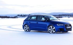 Обои Audi, ауди, Sportback, 2015, RS 3, Audi RS3 Sportback