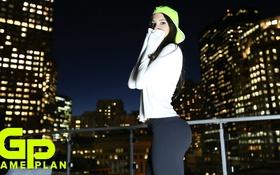 Картинка green, girl, gym, C0NN0R, CONNOR, Jen Selter