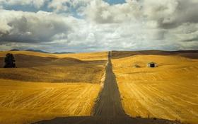 Обои Washington, Douglas County, Waterville Plateau, Great Beyond