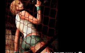 Картинка Тихий Холм, Heather Mason, Хизер Мейсон, Silent Hill 3
