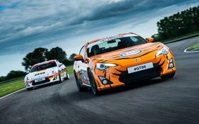 Обои Toyota, тойота, GT86, 2015