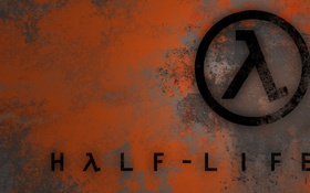 Обои ржавчина, game, Half-Life, Valve, FPS, Lambda, Халф-Лайф