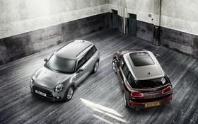 Картинка 2015, купер, MINI, Clubman, F54, мини, Cooper S