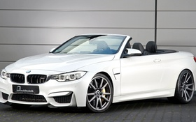 Обои бмв, BMW, белый, F83, B&B, кабриолет, Cabrio