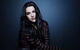 Картинка музыка, красивая девушка, Amy Lee, Evanescence