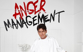 Обои series American, serie, Anger Management, first season, season 1, serie tv, Charlie Sheen