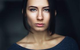 Картинка портрет, Лиза, Maks Kuzin