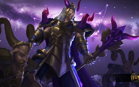 Обои heroes of newerth, Capricorn, Ophelia, Capricorn Ophelia