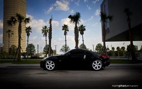 Обои Nam Phan, Nissan, Photography, auto, 350z
