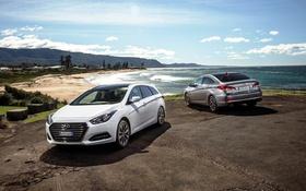 Обои Hyundai, 2011, AU-spec, хундай, i40, хендэ