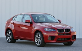 Картинка бмв, BMW, X6 M, Е71