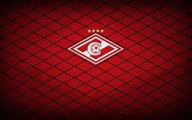 Картинка ретро, полоса, логотип, Москва, красно-белый, Moscow, Спартак