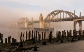Картинка Oregon, Florence, Riverfront