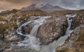 Картинка река, природа, горы