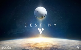 Обои космос, Destiny, game, Bungie, игра