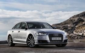 Картинка Audi, ауди, седан, Sedan